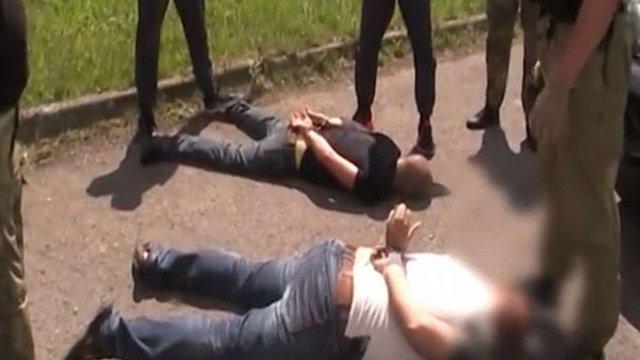 В Ужгороді активісти, які стежили за законністю дій органів влади, попалися на вимаганні