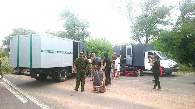 Бойовики «ДНР» передали Україні ще 23 ув'язнених