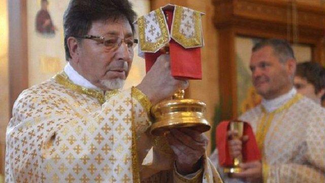 У Львові помер парох храму Вознесіння на Левандівці Олексій Васьків