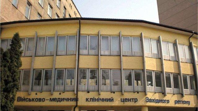 До Львова на лікування привезли 13 бійців АТО