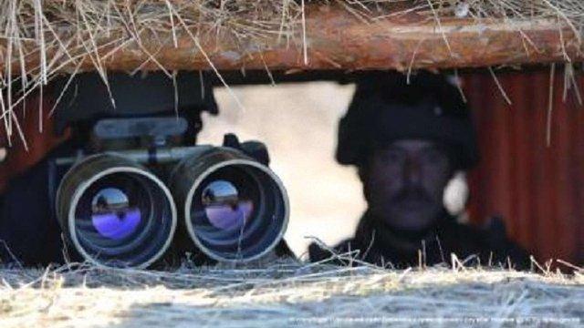 У зоні АТО троє прикордонників отримали опіки очей від лазерної зброї