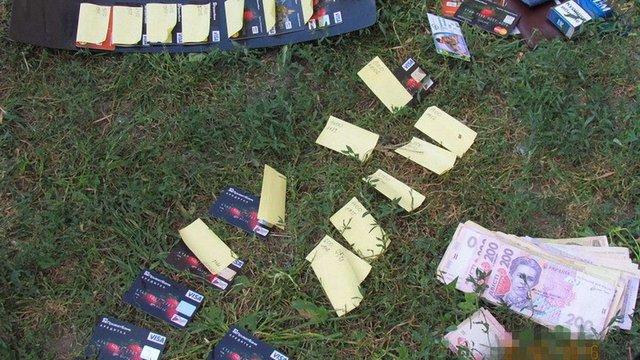 СБУ ліквідувала філію конвертаційного центру луганських сепаратистів у Запоріжжі