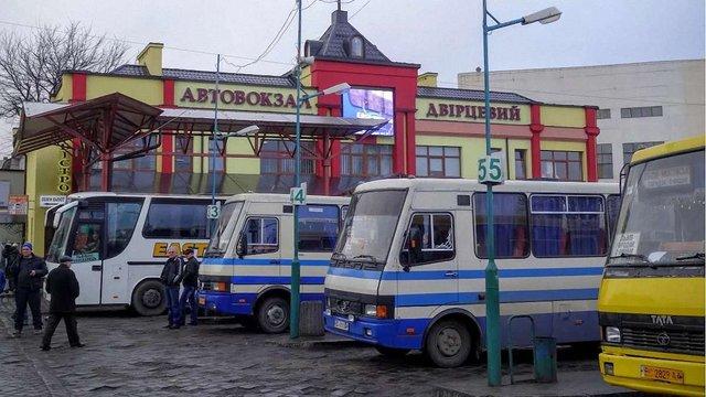 ЛОДА попросила міськраду визначити кінцеві зупинки обласних маршруток у Львові