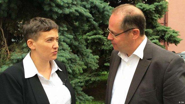 Савченко назвала диктатуру кращою формою влади для завершення реформ в Україні