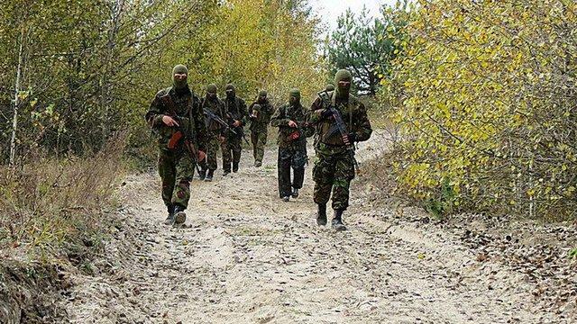 У зоні АТО диверсанти бойовиків п'ять разів намагалися захопити українські позиції