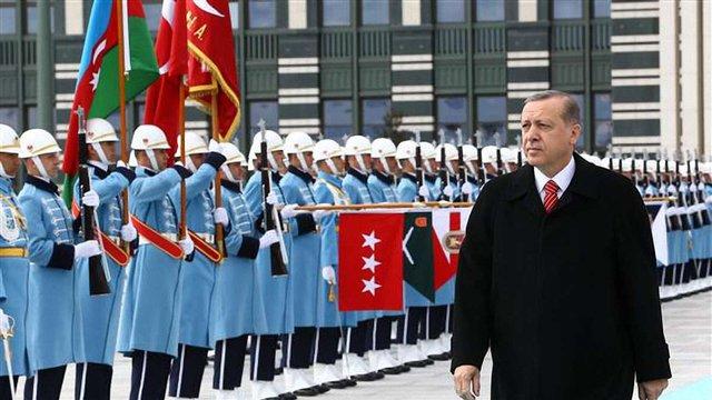 У Туреччині ліквідують президентську гвардію