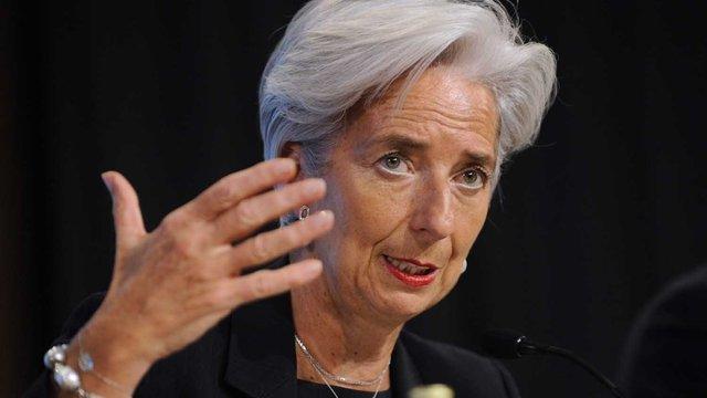 Директора  МВФ звинуватили у розтраті €400 млн