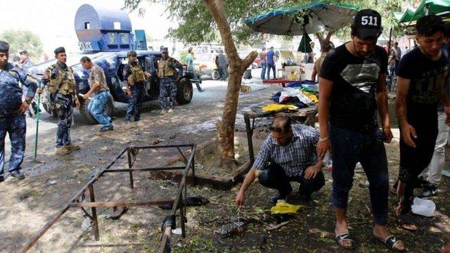 У Багдаді внаслідок теракту загинули 20 осіб