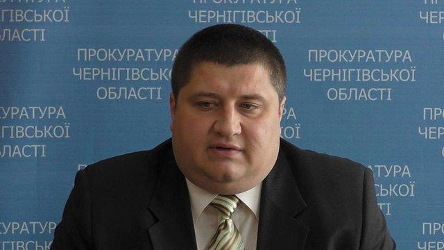 Луценко звільнив прокурора, якому погрожував Ляшко