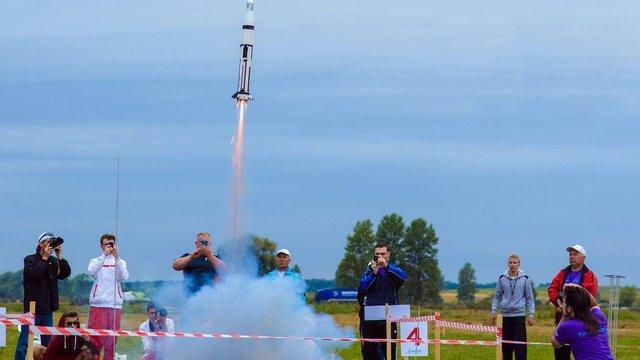 У Львові проведуть Чемпіонат світу з ракетомодельного спорту
