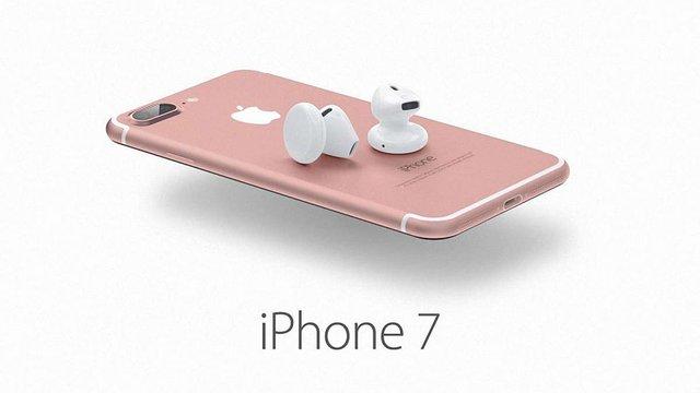 Стала відома дата старту продажів iPhone 7