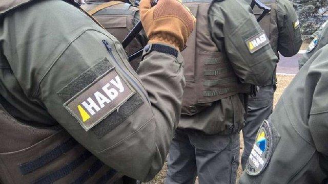 Детективи НАБУ затримали начальника департаменту контролю закупівель «Укрзалізниці»