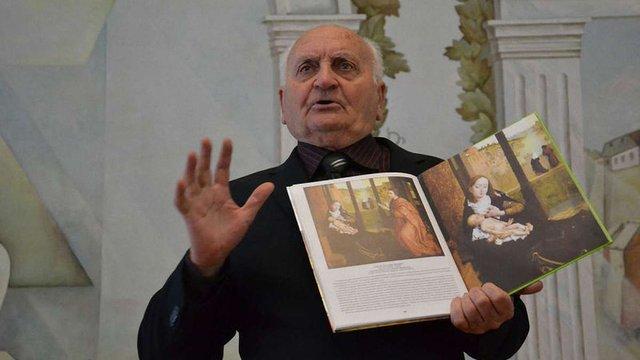 Помер український мистецтвознавець Володимир Овсійчук