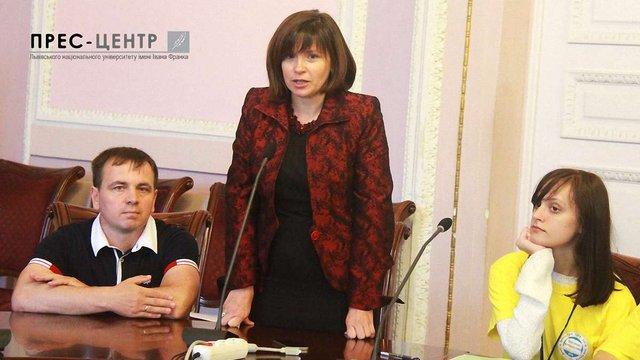 Департамент освіти Львівської області очолить Любомира Мандзій