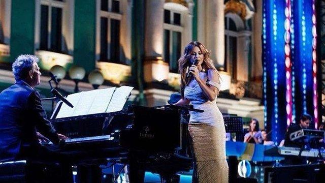 Українська співачка Ані Лорак виступила для російських військових