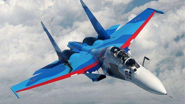 Військові витрати Росії у 2015 році зросли майже на 50%