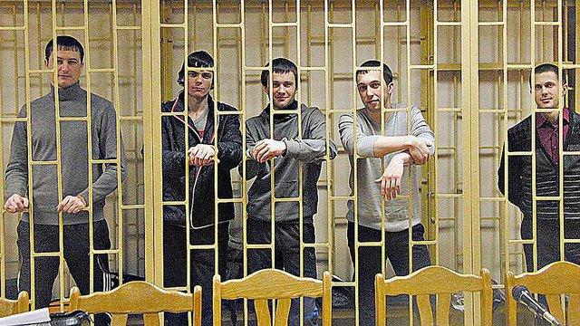 Суд в Росії повністю виправдав «Приморських партизанів»