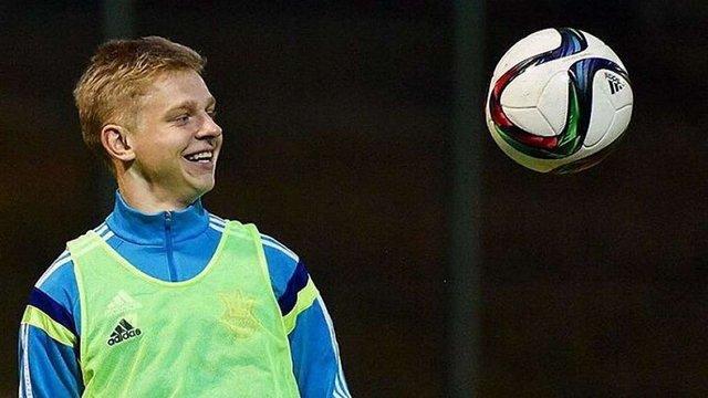 Українець вийшов у стартовому складі «Манчестер Сіті» під час Міжнародного кубку чемпіонів