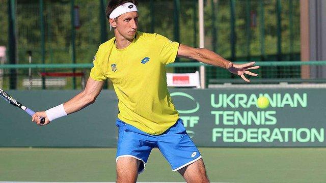 Український тенісист Сергій Стаховський відмовився їхати на Олімпіаду-2016