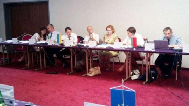 У Варшаві представили два проекти Львівщини, які претендують на фінансування ЄС