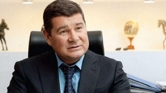 Нардеп Олександр Онищенко переїхав до  Лондона