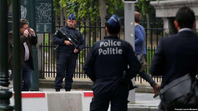 Поліція Бельгії затримала двох чоловіків підозрюваних у підготовці до теракту