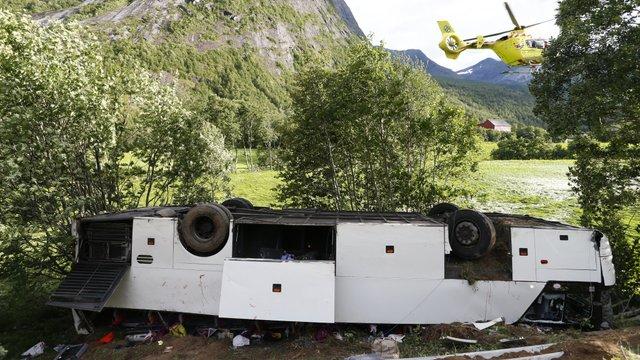 Аварія автобуса в Норвегії: МЗС повідомило про стан потерпілих і відкрило гарячу лінію