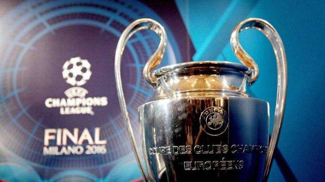 Італія та Іспанія створять Суперлігу Чемпіонів з футболу