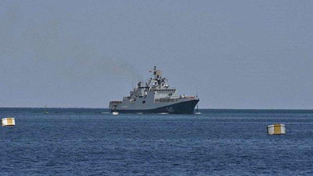 Росія планує перевести до окупованого Севастополя три новітніх фрегати