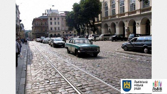 Відсьогодні діють нові правила в'їзду в пішохідну зону в центрі Львова
