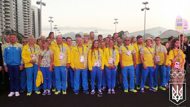 Україна увійшла до двадцятки найбільш численних збірних на Олімпіаді в Ріо