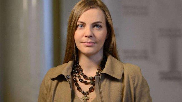 Нардеп відмовилася від послуг помічника, який став адвокатом Олександра Єфремова