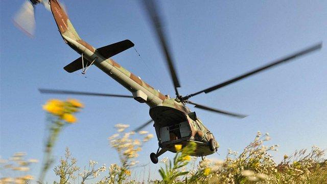 У Сирії збили російський військово-транспортний вертоліт
