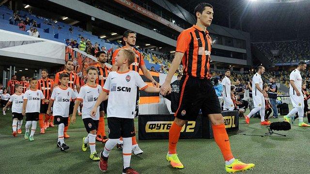 «Шахтар» зіграє з «Олександрією» 7 серпня на «Арені Львів»