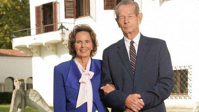 У Швейцарії померла дружина румунського короля