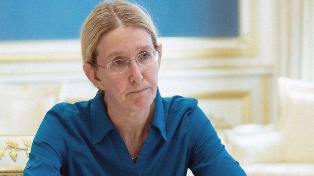 Нова очільниця Міністерства охорони здоров'я визначилася із заступниками
