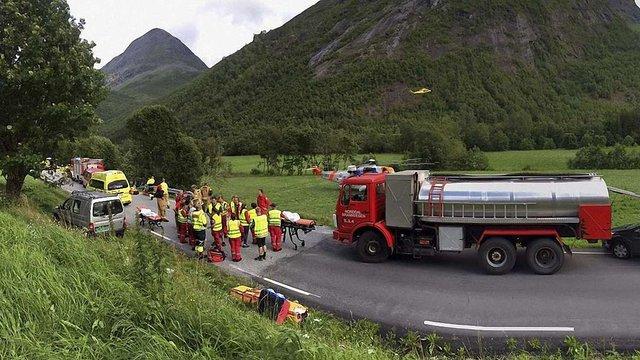 Названо ім'я і професію загиблого в ДТП у Норвегії українця