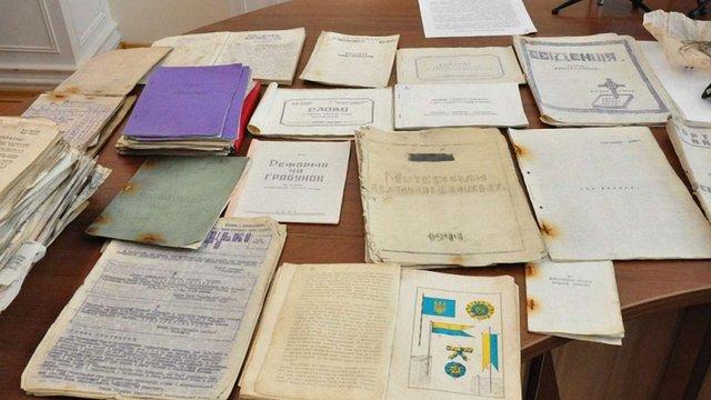 У Чернівцях у «чорних археологів» вилучили архів УПА