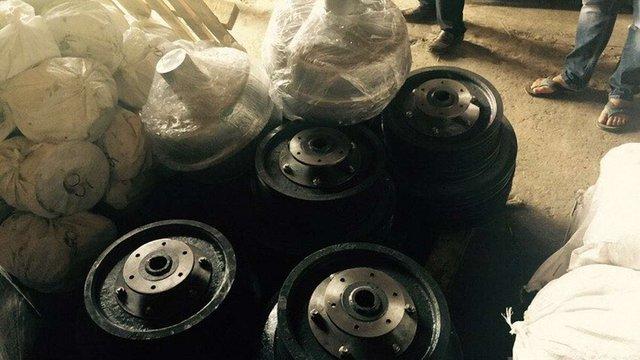 На Луганщині СБУ зупинила контрабанду товарів до Росії  на ₴3 млн