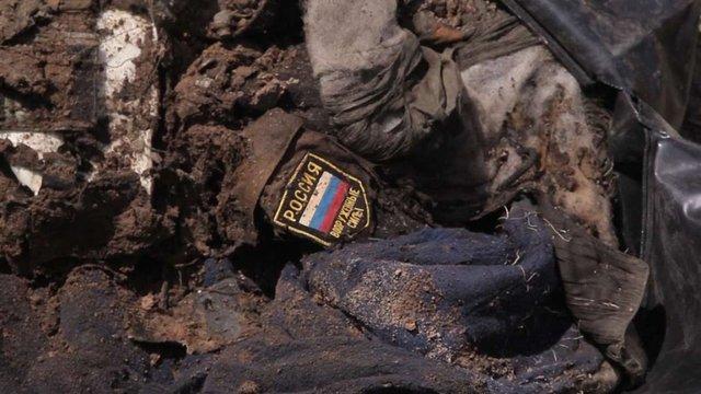 Мешканці окупованої Ясинуватої влаштували самосуд над російськими військовими