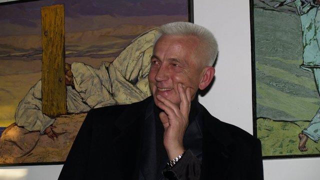 У Луцьку помер відомий український художник Микола Кумановський