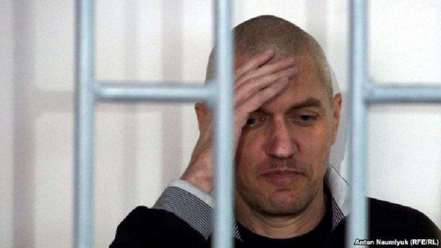 Український політв'язень надіслав з чеченської тюрми листа Гройсману