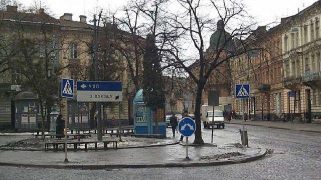 Цьогоріч у Львові планують відремонтувати площу Франка