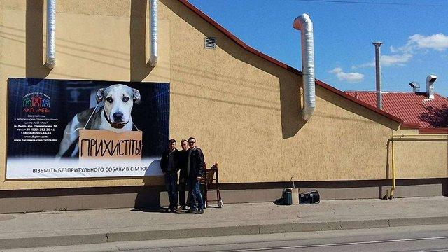 Собачий притулок у Львові обладнають сонячними батареями