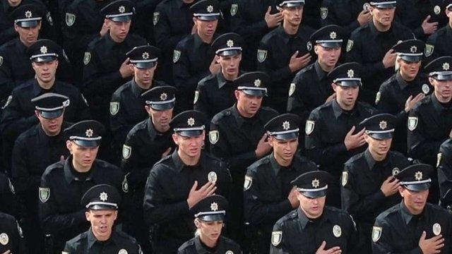 Сьогодні Україна вперше відзначає День Національної поліції