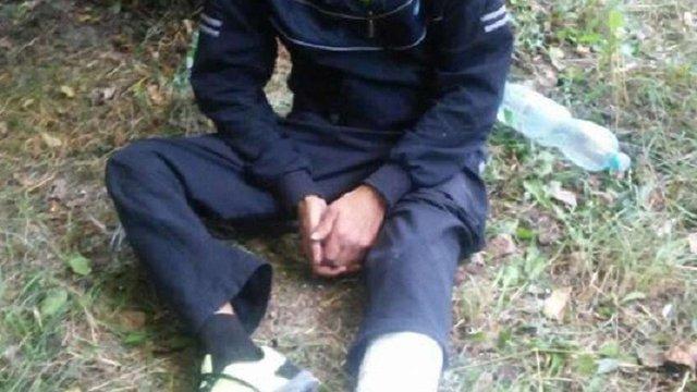 Львівські патрульні знайшли безпритульного зі Слов'янська, який не міг ходити