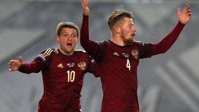 ФІФА планує провести перевірку російських футболістів на вживання допінгу