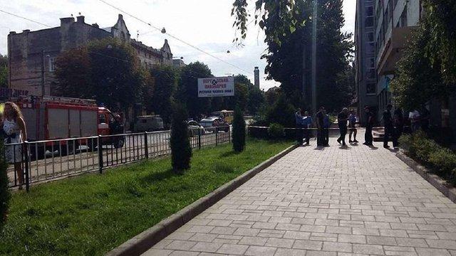 Втретє за тиждень у львівському господарському суді шукали вибухівку