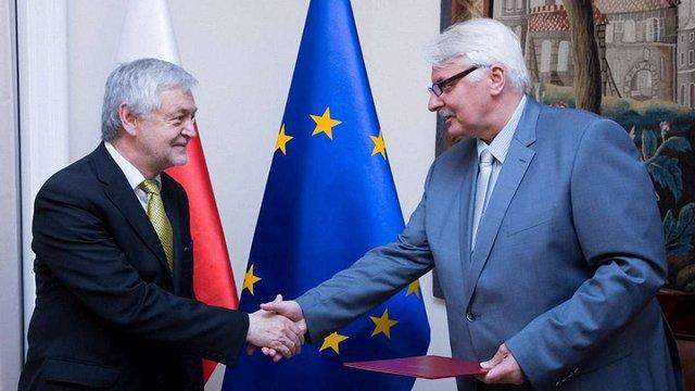 Польща офіційно призначила нового посла в Україні