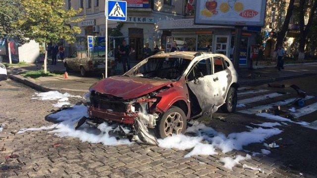 Вибухівку під автомобіль, в якому загинув Павло Шеремет, заклала жінка